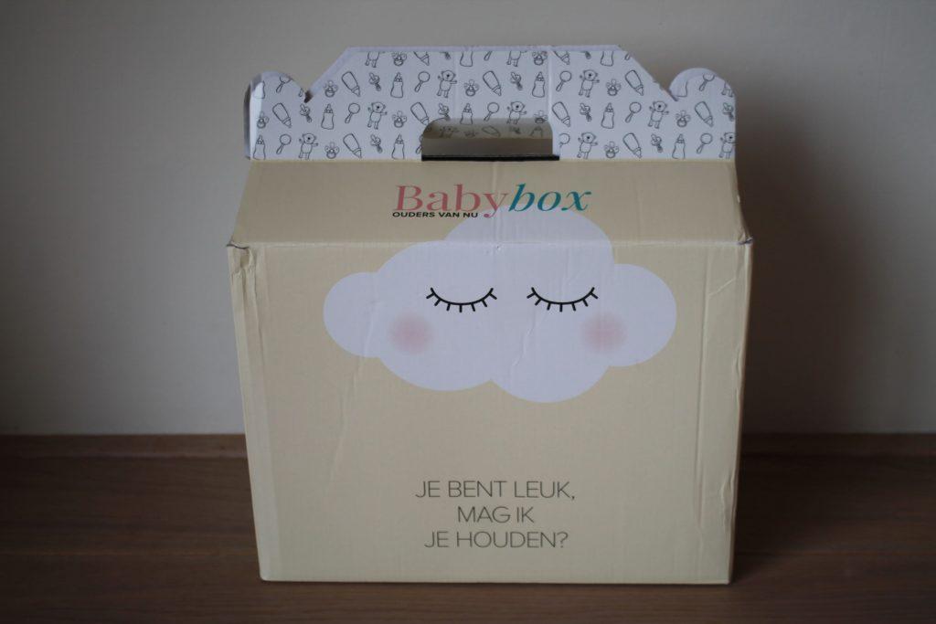 Babybox gratis aanvragen