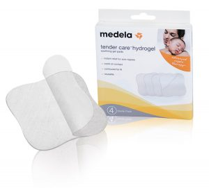 Productafbeelding Medela hydrogel pads