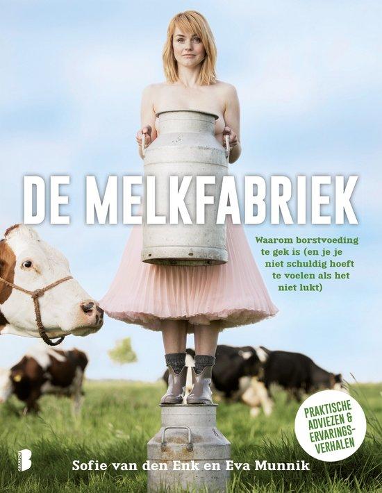 Boek borstvoeding De Melkfabriek