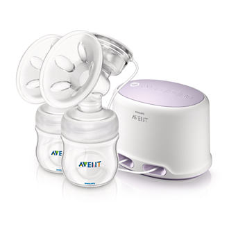 Philips Avent Comfort Duo borstkolf